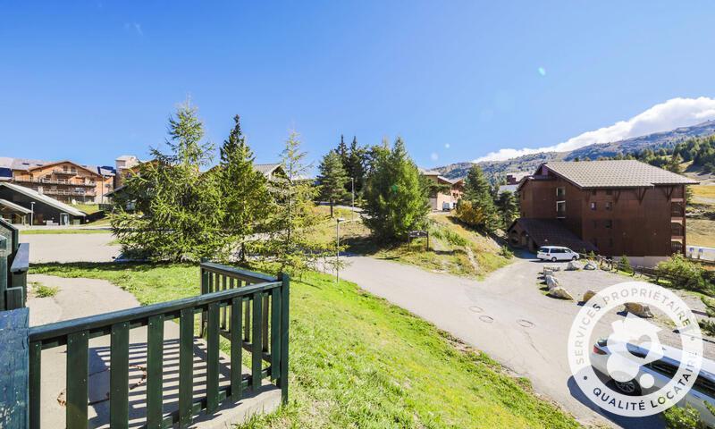 Wakacje w górach Apartament 2 pokojowy 4 osób (Confort 38m²) - Résidence les Chalets D'aurouze - Maeva Home - La Joue du Loup - Na zewnątrz latem