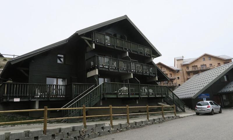 Wakacje w górach Apartament 3 pokojowy 6 osób (Budget 32m²-1) - Résidence les Chalets D'aurouze - Maeva Home - La Joue du Loup - Na zewnątrz latem