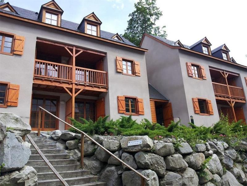 Location au ski Résidence les Chalets d'Estive - Cauterets - Extérieur été