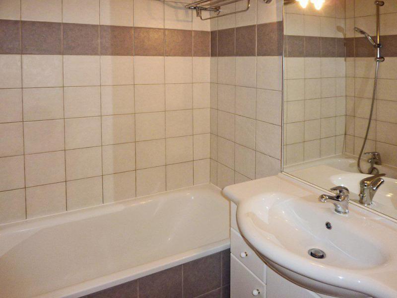 Holiday in mountain resort 2 room apartment 4 people (809) - Résidence les Chalets de Bois Méan - Les Orres - Bathroom