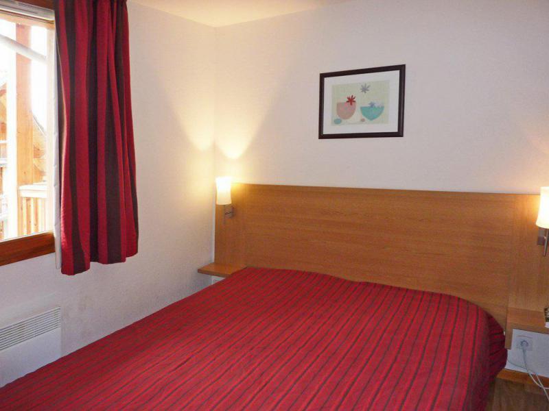 Holiday in mountain resort 2 room apartment sleeping corner 6 people (804) - Résidence les Chalets de Bois Méan - Les Orres - Bedroom