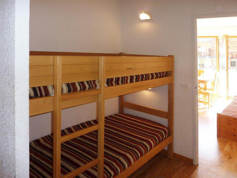 Holiday in mountain resort 3 room apartment sleeping corner 8 people (808) - Résidence les Chalets de Bois Méan - Les Orres - Bunk beds