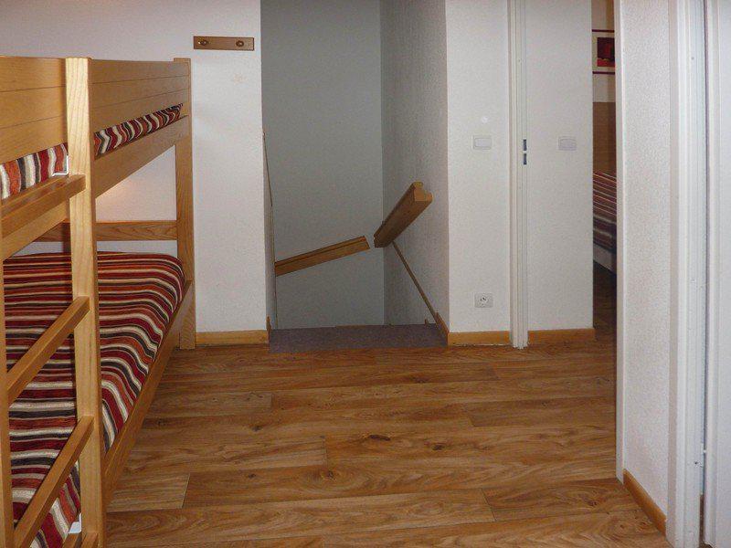 Holiday in mountain resort 3 room duplex apartment sleeping corner 8 people (801) - Résidence les Chalets de Bois Méan - Les Orres - Sleeping area