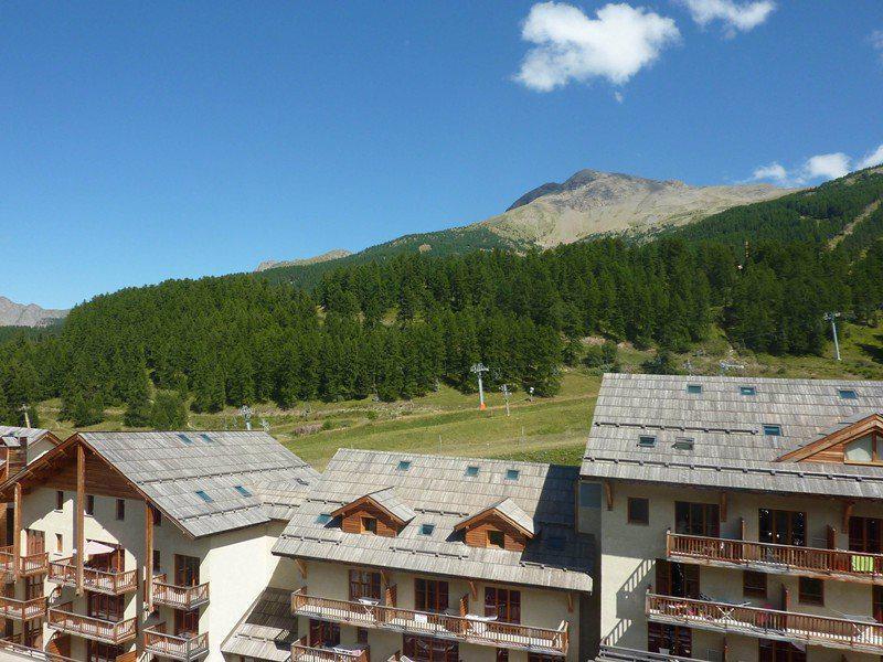Wakacje w górach Apartament duplex 3 pokojowy z alkową dla 8 osób (801) - Résidence les Chalets de Bois Méan - Les Orres