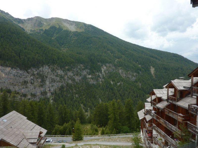 Wakacje w górach Apartament 2 pokojowy z alkową 6 osób (804) - Résidence les Chalets de Bois Méan - Les Orres - Na zewnątrz latem