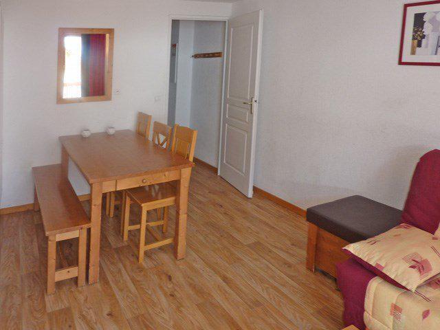Holiday in mountain resort 3 room duplex apartment 6 people (807) - Résidence les Chalets de Bois Méan - Les Orres