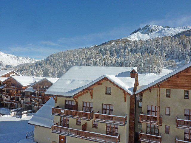 Location au ski Appartement duplex 3 pièces 6 personnes (807) - Résidence les Chalets de Bois Méan - Les Orres - Extérieur été