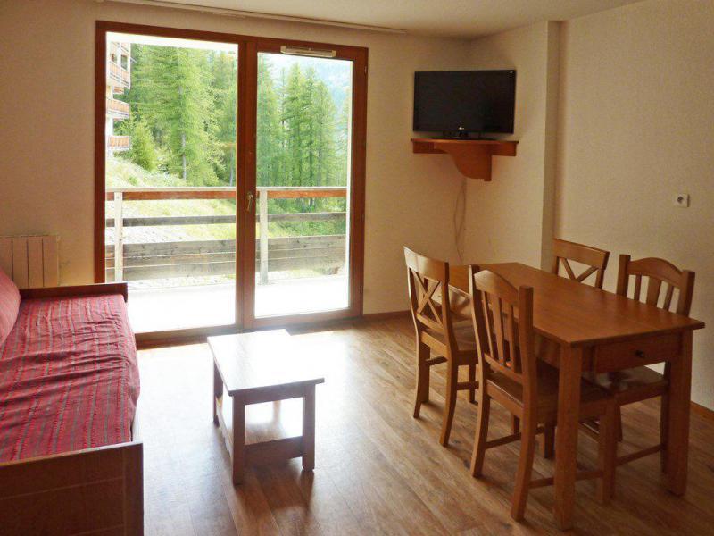 Wakacje w górach Apartament 2 pokojowy 4 osób (809) - Résidence les Chalets de Bois Méan - Les Orres - Jadalnia