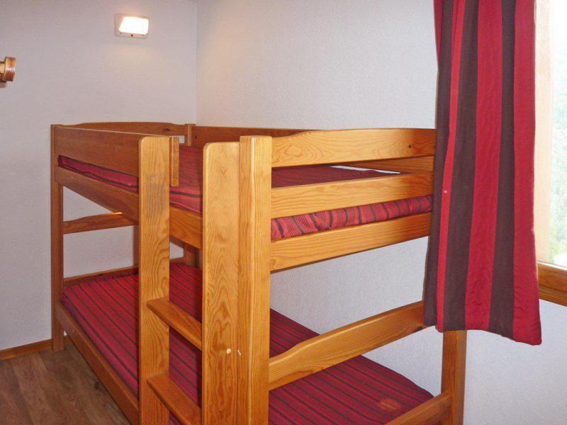 Wakacje w górach Apartament 2 pokojowy z alkową 6 osób (804) - Résidence les Chalets de Bois Méan - Les Orres - Alkowa