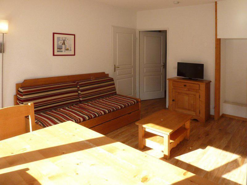 Wakacje w górach Apartament 3 pokojowy z alkową 8 osób (808) - Résidence les Chalets de Bois Méan - Les Orres - Ławką