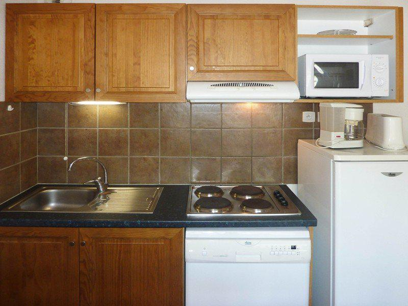 Wakacje w górach Apartament duplex 3 pokojowy z alkową dla 8 osób (801) - Résidence les Chalets de Bois Méan - Les Orres - Łóżkami piętrowymi
