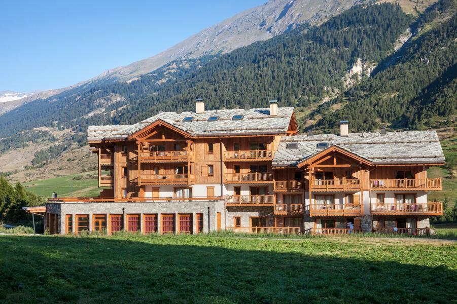Location au ski Résidence les Chalets de Flambeau - Val Cenis - Extérieur été
