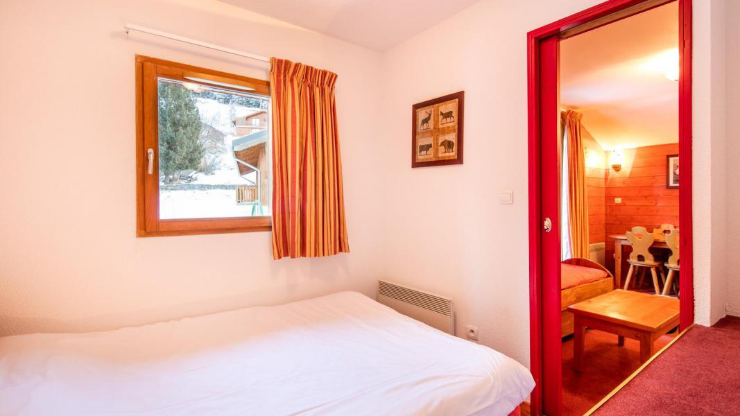 Vacances en montagne Résidence les Chalets de la Ramoure - Valfréjus - Chambre