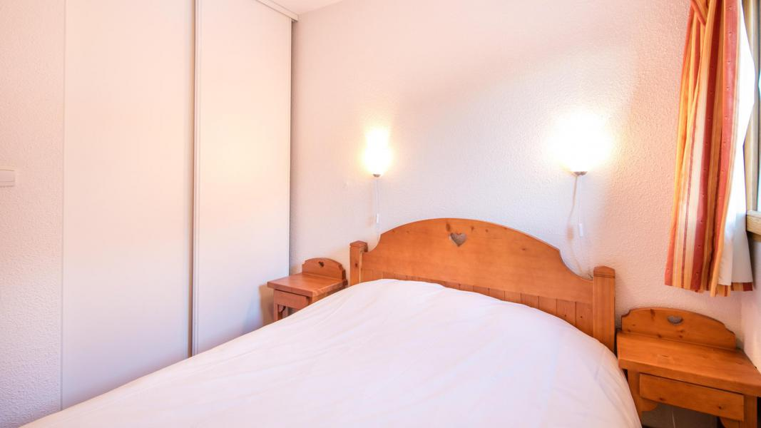 Urlaub in den Bergen Résidence les Chalets de la Ramoure - Valfréjus - Schlafzimmer