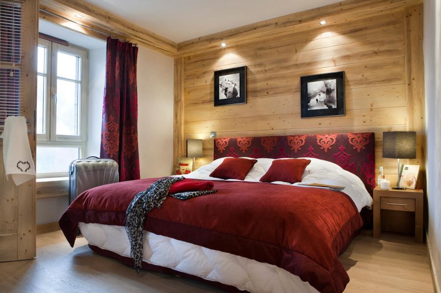 Urlaub in den Bergen Résidence les Chalets de Layssia - Samoëns - Schlafzimmer