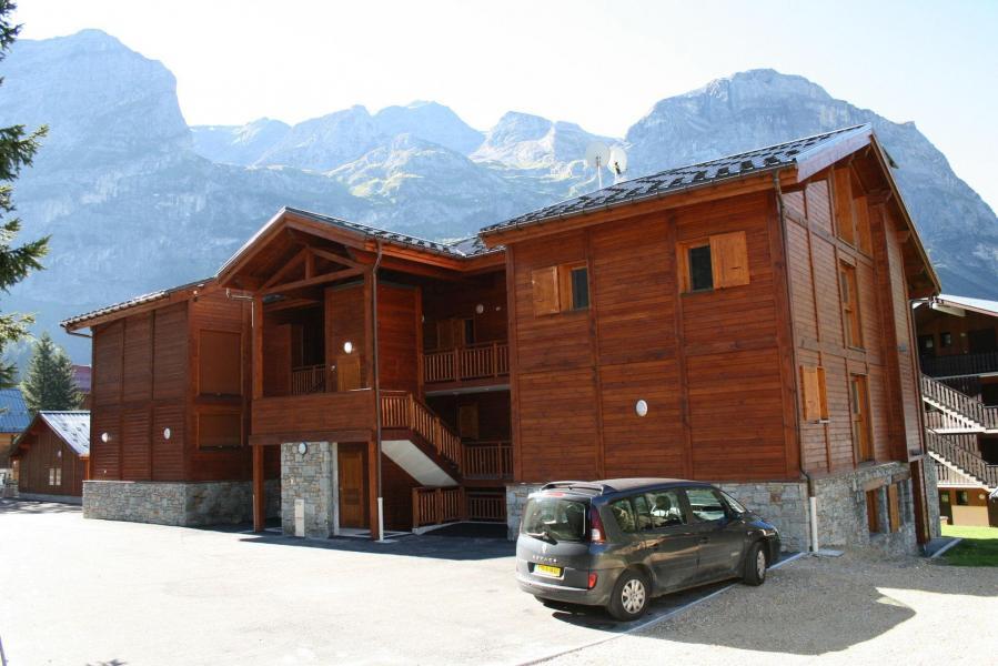 Vacaciones en montaña Résidence les Chalets de Napremont - Pralognan-la-Vanoise - Verano