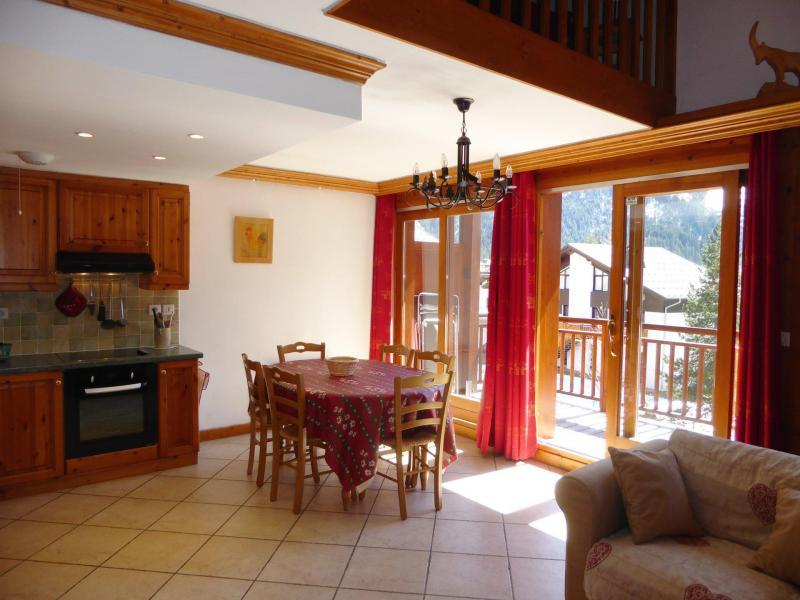 Wakacje w górach Apartament 5 pokojowy z antresolą 6 osób (11) - Résidence les Chalets de Napremont - Pralognan-la-Vanoise - Zakwaterowanie