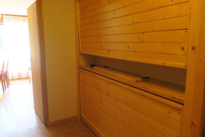 Vacances en montagne Appartement 2 pièces 4 personnes (B18) - Résidence les Chalets de Perthuis - Châtel - Chambre