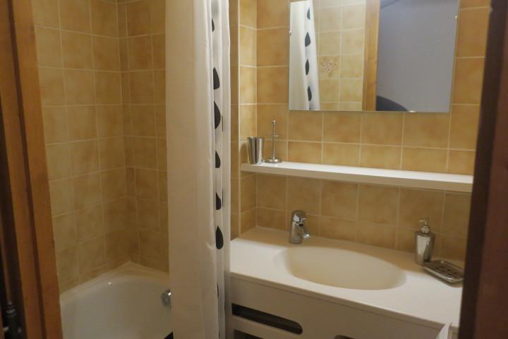 Vacances en montagne Appartement 2 pièces 5 personnes (B24) - Résidence les Chalets de Perthuis - Châtel - Salle d'eau