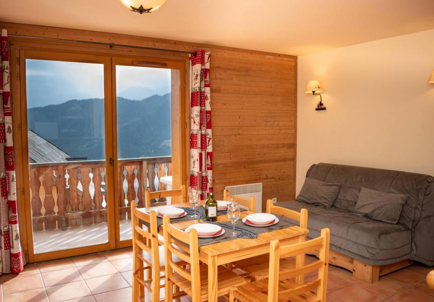 Vacances en montagne Appartement 2 pièces coin montagne 6 personnes (1F102) - Résidence Les Chalets de Praroustan - Pra Loup