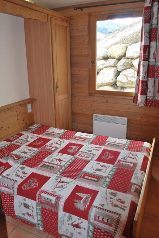 Vacances en montagne Chalet duplex mitoyen 3 pièces 6 personnes (0020D) - Résidence Les Chalets de Praroustan - Pra Loup