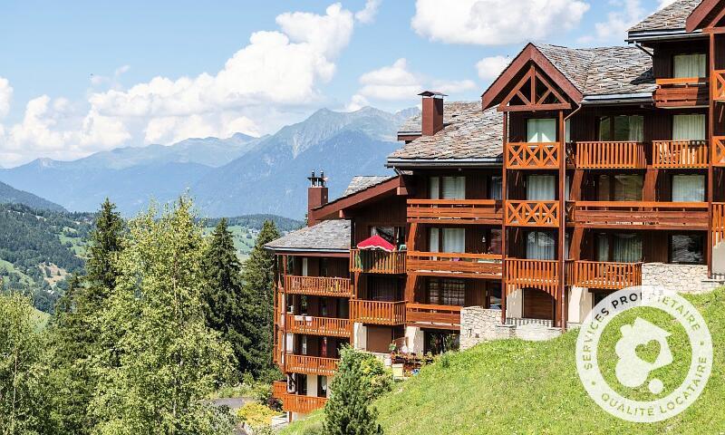 Vacances en montagne Résidence les Chalets de Valmorel - Maeva Home - Valmorel - Extérieur été