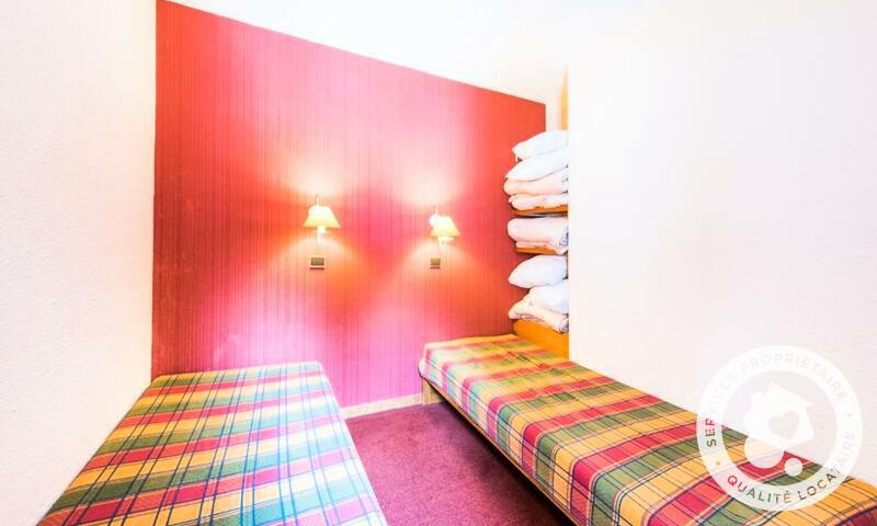Vacances en montagne Appartement 2 pièces 5 personnes (Confort 35m²-1) - Résidence les Chalets de Valmorel - Maeva Home - Valmorel - Extérieur été