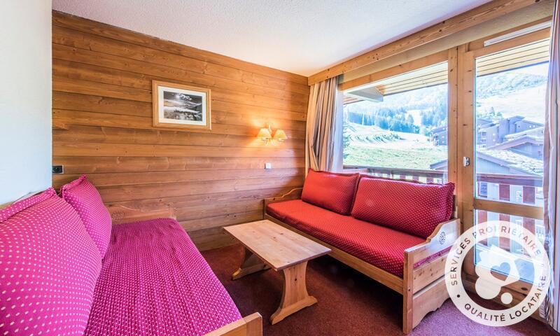 Vacances en montagne Studio 4 personnes (Sélection 28m²-4) - Résidence les Chalets de Valmorel - Maeva Home - Valmorel - Extérieur été