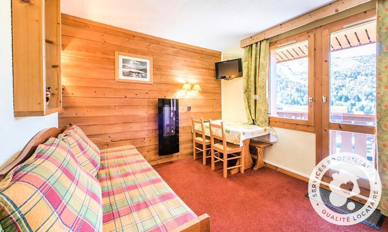 Vacances en montagne Studio 4 personnes (Confort 28m²-2) - Résidence les Chalets de Valmorel - Maeva Home - Valmorel - Extérieur été