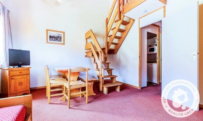 Vacances en montagne Appartement 3 pièces 8 personnes (Sélection 48m²) - Résidence les Chalets de Valmorel - Maeva Home - Valmorel - Extérieur été