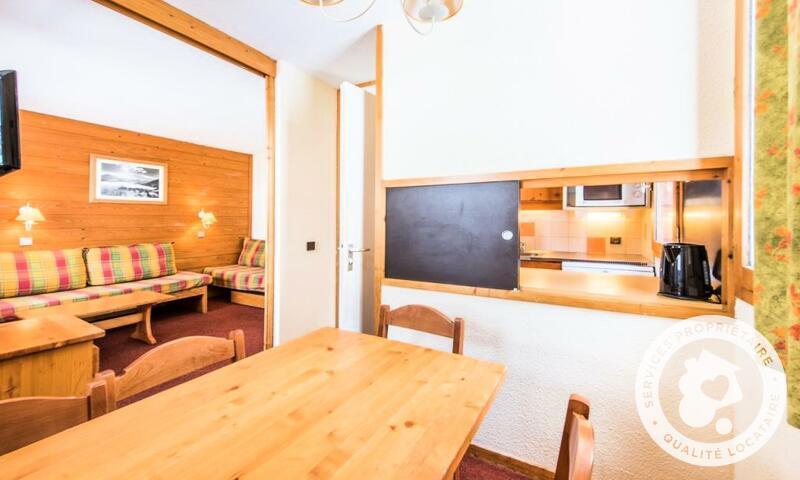 Vacances en montagne Appartement 3 pièces 8 personnes (Confort 50m²-2) - Résidence les Chalets de Valmorel - Maeva Home - Valmorel - Extérieur été