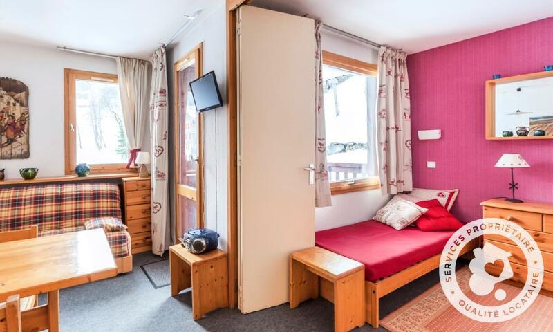 Vacances en montagne Studio 4 personnes (Confort 27m²-1) - Résidence les Chalets de Valmorel - Maeva Home - Valmorel - Extérieur été