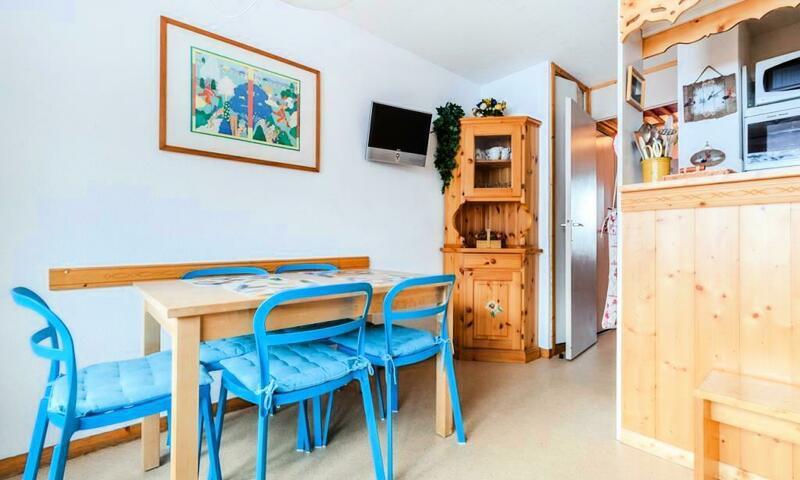 Vacances en montagne Appartement 2 pièces 5 personnes (Confort 32m²) - Résidence les Chalets de Valmorel - Maeva Home - Valmorel - Extérieur été