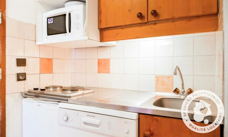 Vacances en montagne Studio 3 personnes (Confort 20m²) - Résidence les Chalets de Valmorel - Maeva Home - Valmorel - Extérieur été