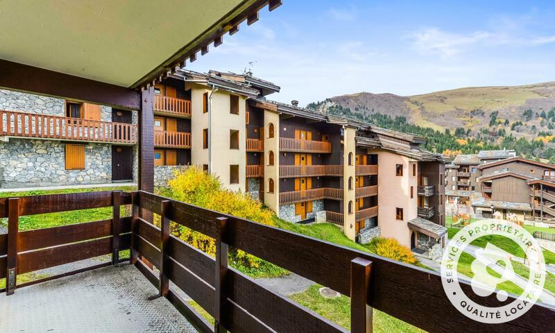 Vacances en montagne Appartement 2 pièces 5 personnes (Sélection 40m²-1) - Résidence les Chalets de Valmorel - Maeva Home - Valmorel - Extérieur été