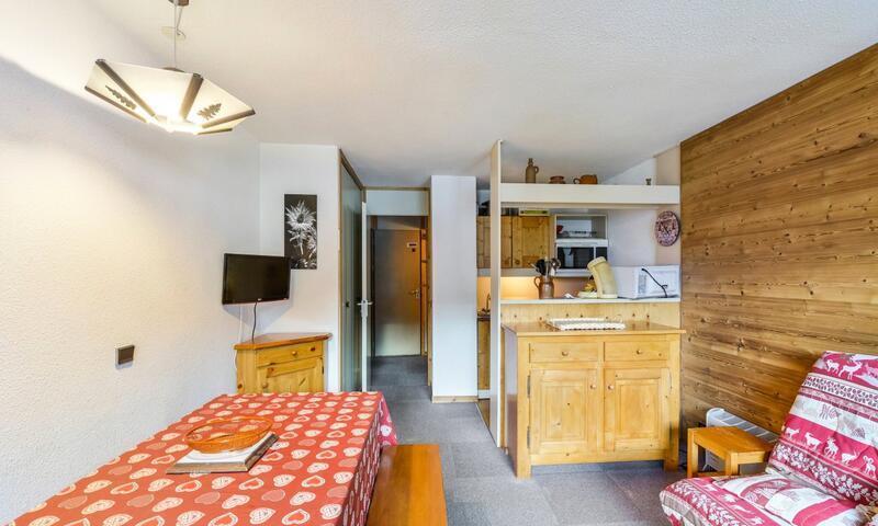 Vacances en montagne Appartement 2 pièces 4 personnes (Confort 35m²-1) - Résidence les Chalets de Valmorel - Maeva Home - Valmorel - Extérieur été