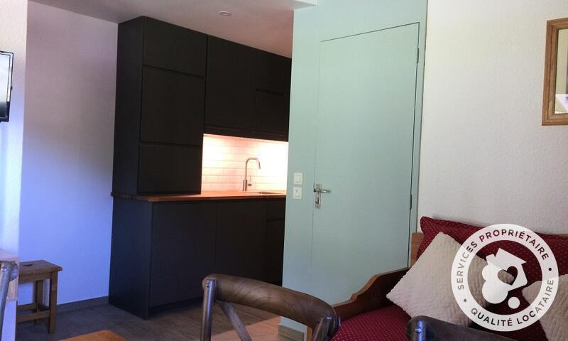 Vacances en montagne Appartement 2 pièces 5 personnes (35m²-2) - Résidence les Chalets de Valmorel - Maeva Home - Valmorel - Extérieur été