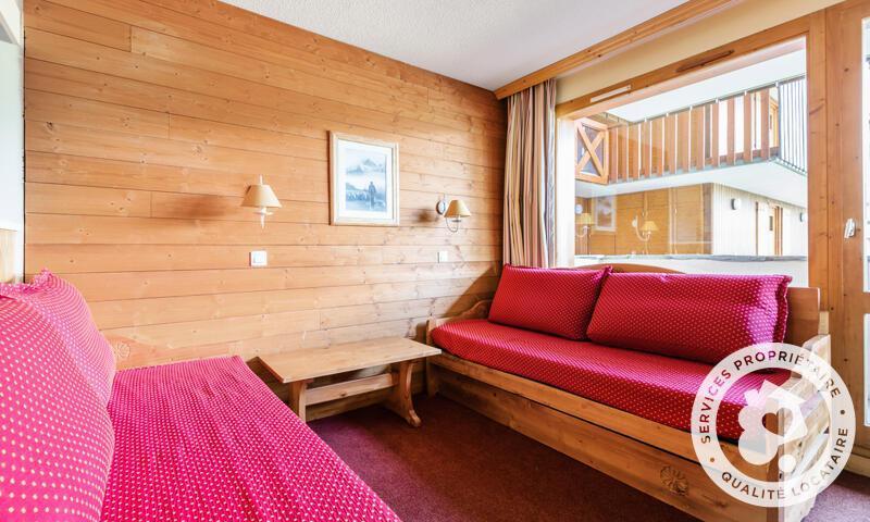 Vacances en montagne Studio 3 personnes (Sélection 22m²-1) - Résidence les Chalets de Valmorel - Maeva Home - Valmorel - Extérieur été