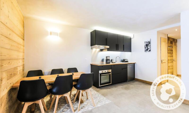 Vacances en montagne Appartement 2 pièces 6 personnes (Prestige 38m²) - Résidence les Chalets de Valmorel - Maeva Home - Valmorel - Extérieur été
