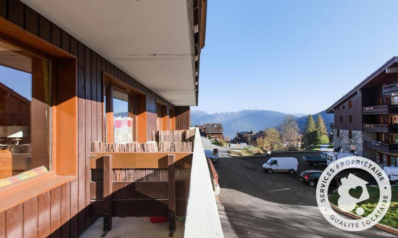Vacances en montagne Appartement 3 pièces 8 personnes (Confort 55m²-1) - Résidence les Chalets de Valmorel - Maeva Home - Valmorel - Extérieur été