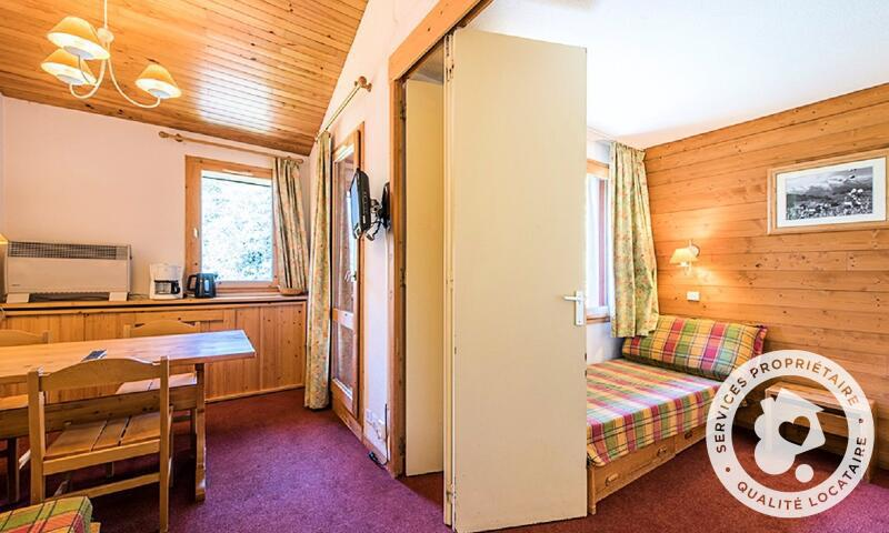 Vacances en montagne Studio 4 personnes (Confort 28m²) - Résidence les Chalets de Valmorel - Maeva Home - Valmorel - Extérieur été