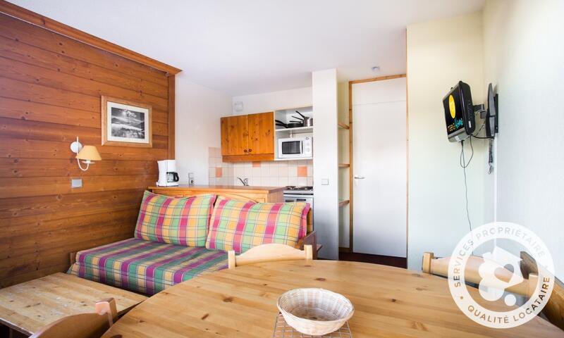 Vacances en montagne Appartement 2 pièces 5 personnes (Confort 30m²) - Résidence les Chalets de Valmorel - Maeva Home - Valmorel - Extérieur été