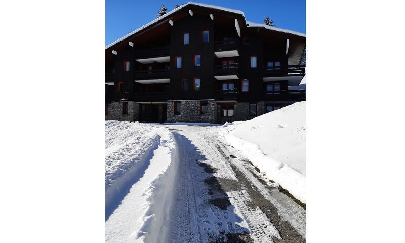 Vacances en montagne Studio 4 personnes (Sélection 26m²) - Résidence les Chalets de Valmorel - Maeva Home - Valmorel - Extérieur été
