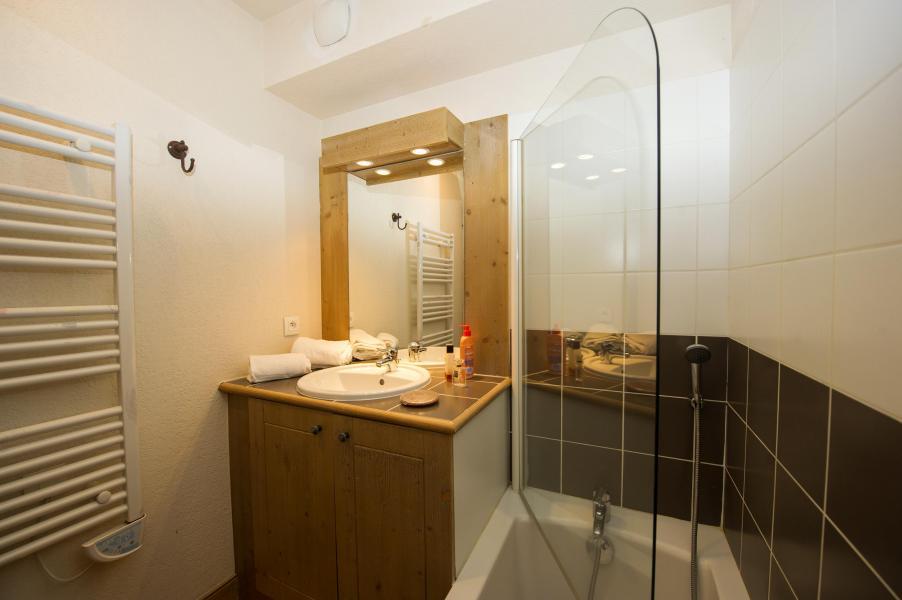 Vacances en montagne Résidence les Chalets de Wengen - Montchavin La Plagne - Salle de bains