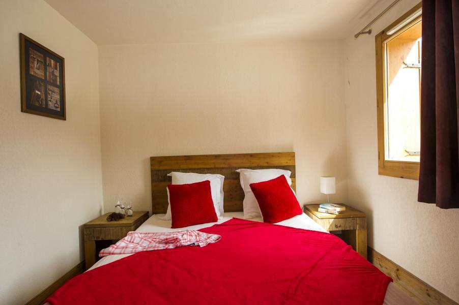 Urlaub in den Bergen Résidence les Chalets de Wengen - Montchavin La Plagne - Schlafzimmer
