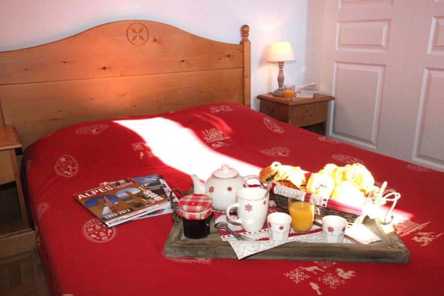 Urlaub in den Bergen Résidence les Chalets des Cimes - La Toussuire - Schlafzimmer