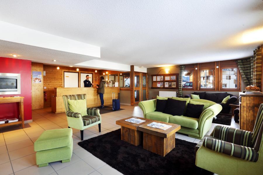 Vacances en montagne Residence Les Chalets Des Evettes - Flumet - Réception