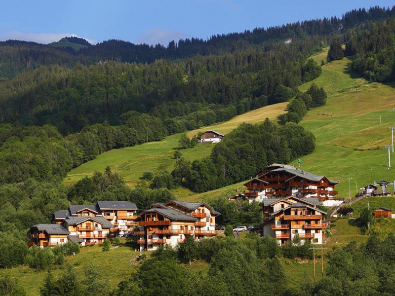 Vacances en montagne Résidence les Chalets des Evettes - Flumet