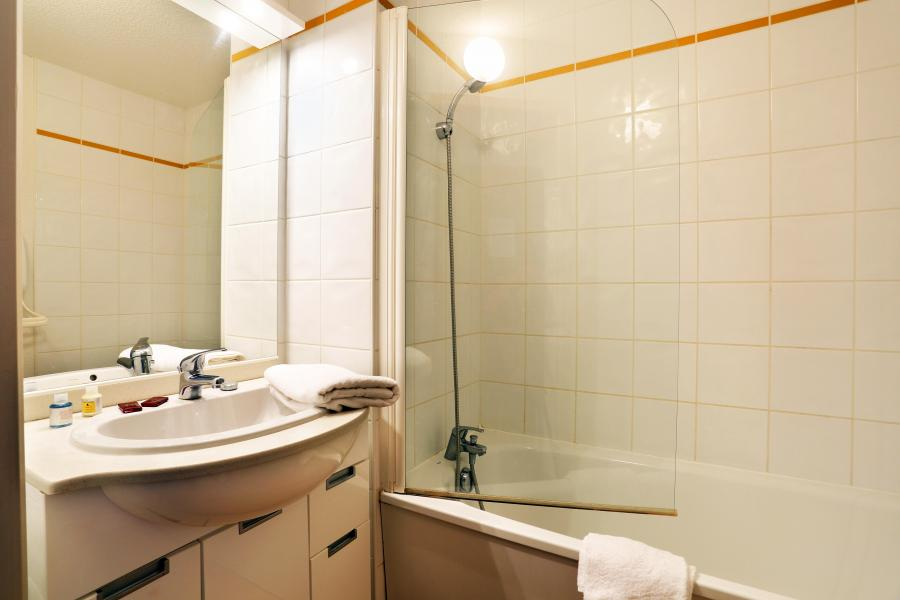 Urlaub in den Bergen Résidence les Chalets des Evettes - Flumet - Badezimmer