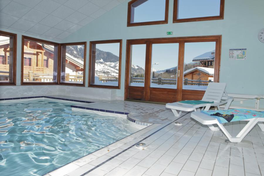 Holiday in mountain resort Résidence les Chalets des Evettes - Flumet